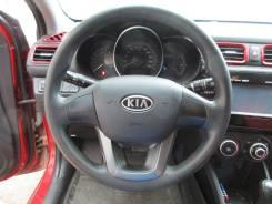 Руль. Kia Rio