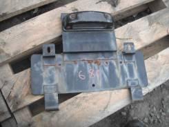Рамка для крепления номера. Suzuki Jimny Wide, JB33W Двигатель G13B