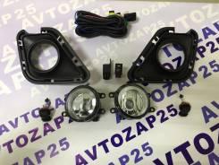 Фара противотуманная. Toyota Ractis, NCP122, NCP120, NSP122, NSP120, NCP125