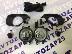 Фара противотуманная. Toyota Vitz, KSP90, NCP91, NCP95, SCP90