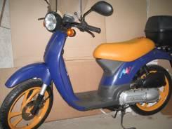 Honda. 49 куб. см., исправен, без птс, без пробега