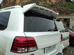 Спойлер. Toyota Land Cruiser, URJ200, UZJ200, UZJ200W, VDJ200 Lexus LX570. Под заказ