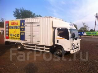 Isuzu Elf. Продается грузовик Isuzu ELF 2012гв, 5 200 куб. см., 7 000 кг.
