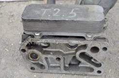 Радиатор масляный. Volkswagen Touareg, 7L7, 7L6, 7LA,, 7L6,, 7LA Двигатель BAC