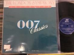 JAZZ! Музыка из фильмов о Джэймсе Бонде - 007 Classics - DE LP 1989