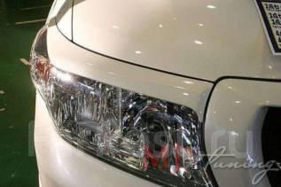 Накладка на фару. Toyota Land Cruiser, UZJ200W, URJ200, UZJ200, VDJ200. Под заказ