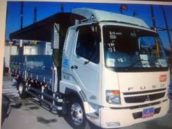 Mitsubishi Fuso Fighter. Продам грузовик MMC Fuso Figter 2007 г., 7 598 куб. см., 4 850 кг.