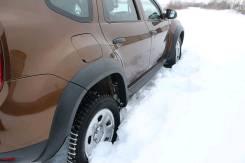 Расширитель крыла. Renault Duster, HSA. Под заказ