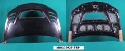 Капот. Mitsubishi Lancer Evolution, CT9A