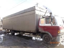 Hino Ranger. Изометрический фургон 54 куба cрочно, 7 000 куб. см., 5 000 кг.