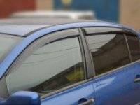 Ветровик на дверь. Renault Megane