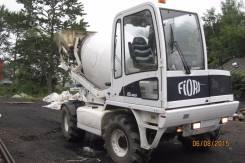 Fiori. Продается самоходный бетоносмеситель , 4 400куб. см., 4,00куб. м.