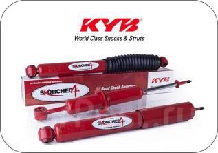 Амортизатор. Toyota Land Cruiser Prado, RZJ120, LJ120, GRJ120, TRJ120, KZJ120, KDJ120 Toyota FJ Cruiser, GSJ15 Двигатели: 1GRFE, 3RZFE, 1KZTE, 5LE, 2T...