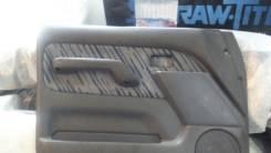 Обшивка двери. Toyota Land Cruiser Prado, KZJ95