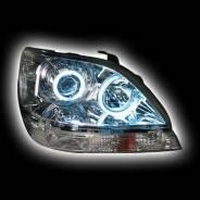 ФАРЫ хроm линзы+неоновое кольцо Toyota Harrier. Toyota Harrier, GSU35, GSU36, GSU31, GSU30, GSU35W, GSU36W, GSU30W, GSU31W. Под заказ