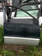 Дверь боковая. Mitsubishi Chariot, N43W