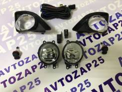 Фара противотуманная. Toyota Corolla, ZRE151, ZZE150