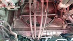 Радиатор кондиционера. Mitsubishi Delica, P25W, P35W Двигатель 4D56