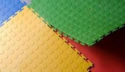 Модульные напольные покрытия. Под заказ
