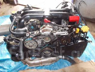 Двигатель в сборе. Subaru Legacy, BL5, BP5 Двигатели: EJ20Y, EJ20X
