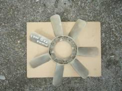 Вентилятор охлаждения радиатора. Toyota Dyna, BU62 Двигатель 13B