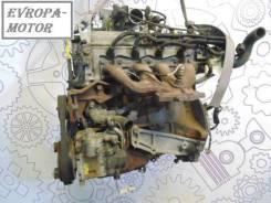 Двигатель Mazda Demio 1.5