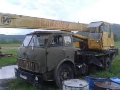 МАЗ Ивановец. Продам автокран ивановец на базе МАЗ, 11 150 куб. см., 14 000 кг., 25 м.