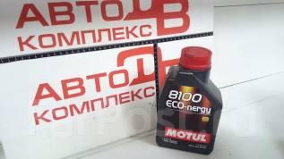 Motul 8100 Eco. Вязкость 0W30, синтетическое