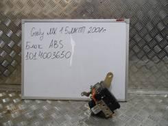 Блок abs. Geely MK