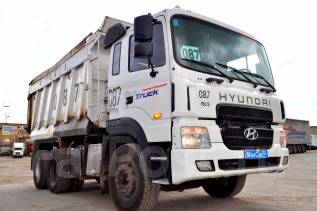 Hyundai HD270. Hyundai NEW Power Truck HD270 2012 г. в. 6х4, 12 920 куб. см., 20 000 кг.