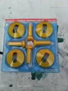 Набор тюнинговый на ВАЗ-2101-2107, НИВУ, желтый. Лада 2101, 2101 Лада 2107, 2107