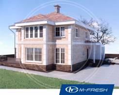 M-fresh Majesta. 200-300 кв. м., 2 этажа, 5 комнат, комбинированный