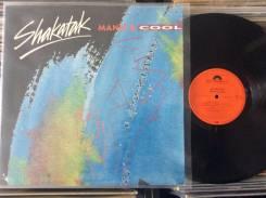 JAZZ! Шакатак / Shakatak - Manic & Cool - DE LP 1988