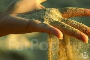 Песок и пескосмеси.