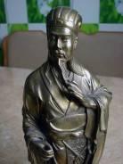 Конфуций, бронза Китай. Оригинал