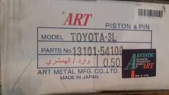Поршень. Toyota: Regius Ace, Dyna, Toyoace, Quick Delivery, Hilux / 4Runner, Hilux Pick Up Двигатель 3L