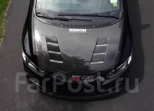 Капот. Honda Civic, FN1, FD3, FD2, FK2, FD1 Двигатели: R18A2, DAAFD3, K20A, R18A, LDAMF5, R18A1