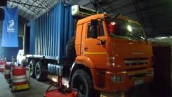 Камаз 43118 Сайгак. КамАЗ 43118, 2014, 11 000 куб. см., 10 000 кг.