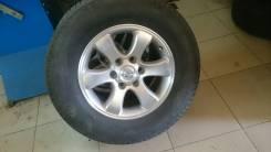 Toyota Land Cruiser Prado. 8.5x8.5, 6x139.70, ЦО 101,6мм.