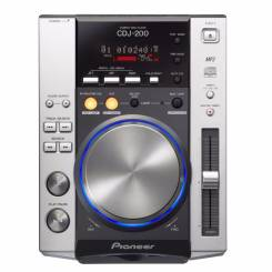 Cd Player Pioneer CDJ-200