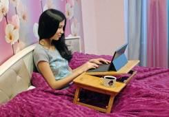 Столы для ноутбуков. Под заказ