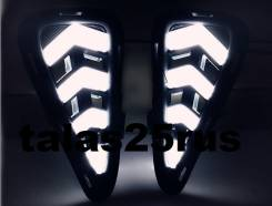 Ходовые огни. Toyota Camry, ACV51, ASV50, ASV51, AVV50