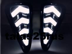 Ходовые огни. Toyota Camry, ACV51, ASV50, AVV50, ASV51