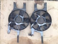 Вентилятор радиатора кондиционера. Nissan Ambulance, FLGE50, ATE50, ATWE50, FLWGE50 Nissan Elgrand, AVE50, AVWE50 Двигатели: ZD30DDT, QD32ETI