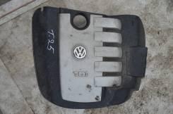 Крышка двигателя. Volkswagen Touareg, 7LA,, 7L6,, 7L7, 7LA, 7L6 Двигатель 2 5TDI R5
