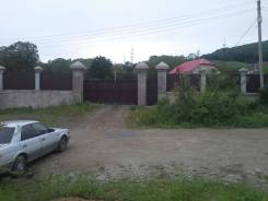 Продам участок в Находке. 2 000 кв.м., собственность, электричество, вода, от частного лица (собственник). Фото участка