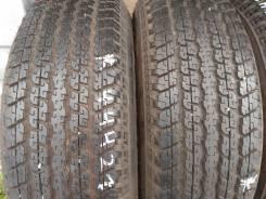 Bridgestone Dueler H/T D840. Летние, 2014 год, без износа, 2 шт