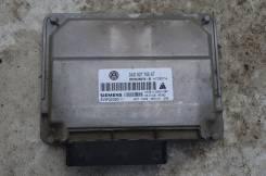 Коробка для блока efi. Volkswagen Touareg, 7LA,, 7L6,, 7L7, 7LA, 7L6 Двигатели: BAC, BPE