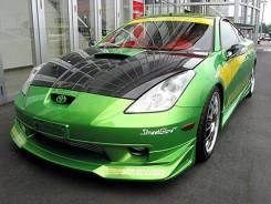 Обвес кузова аэродинамический. Toyota Celica, ZZT230. Под заказ