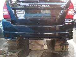 Обвес кузова аэродинамический. Subaru Forester, SG, SG5, SG9 Двигатели: EJ20, EJ201, EJ202, EJ203, EJ204, EJ205, EJ25, EJ255